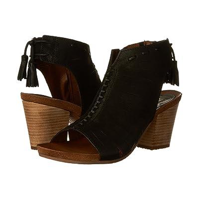 Miz Mooz Maddie (Black) High Heels