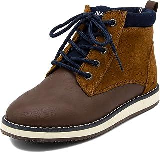 Nautica Boy's Aport Chukka Boot