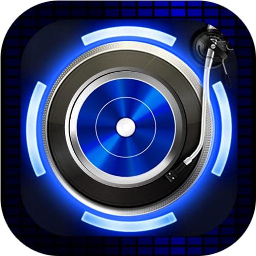 Professional DJ Mixer Player
