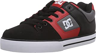 DC Shoes Pure M Shoe Bat, Sneaker Uomo