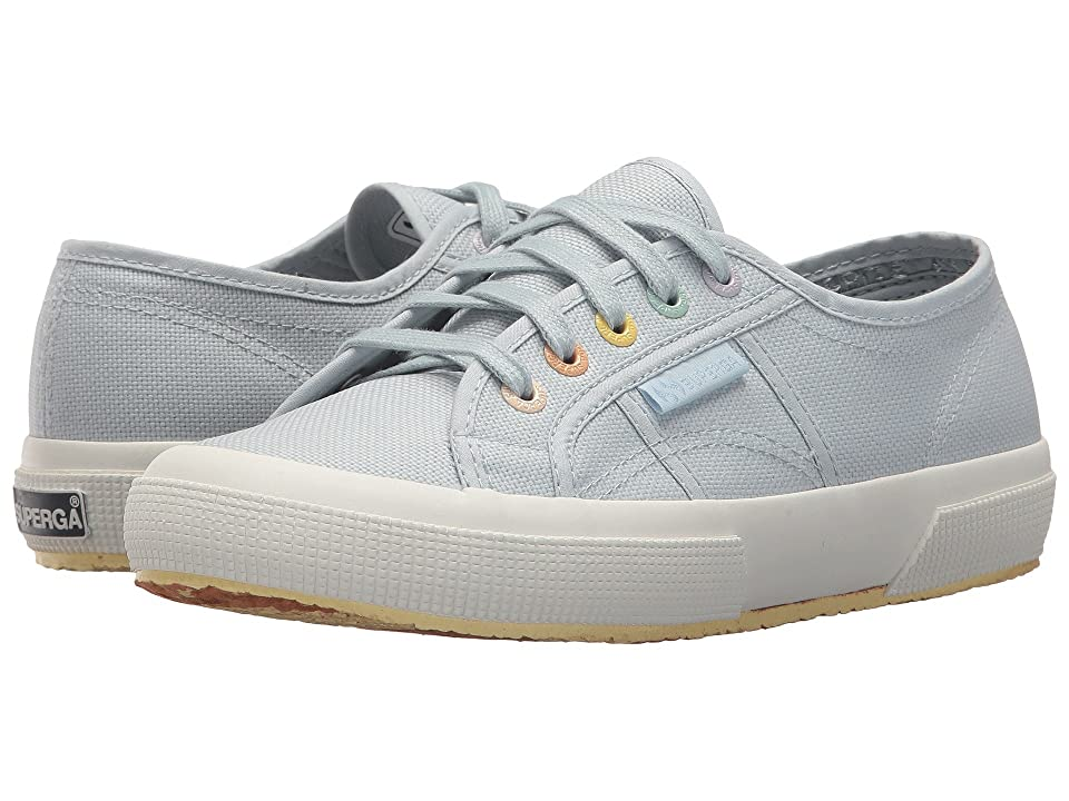 Superga 2750 Coloreycotw Sneaker (Dusty Blue) Women