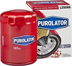 Purolator L25288 Red Single Premium Engine Protection Spin On Oil Filter