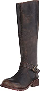 Best distressed leather tall boots Reviews
