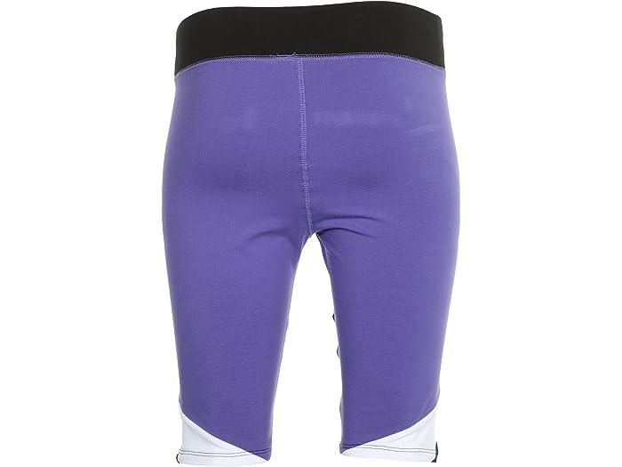 Puma Eleved Bike Tights Purple Corallites Shorts