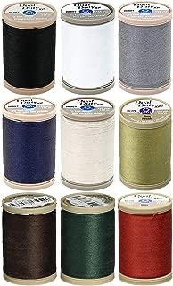 9 Color Pack - Coats & Clark - Dual Duty XP Heavy Weight Thread 125yds Each