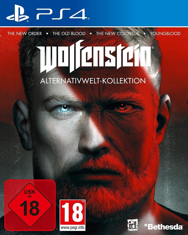 Inventory cleanup selling sale Wolfenstein: Alternativwelt-Kollektion PlayStation Ranking TOP13 4