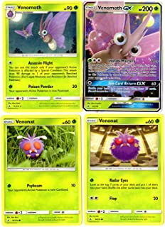 Best pokemon card venonat Reviews
