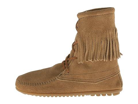 Suede Tramper SuedeGrey Hi Black Brown Minnetonka WhiteTaupe SuedeBrown Ankle Brown SuedeDusty Boot BaFx4w