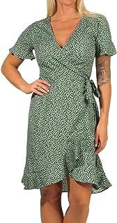 Only womens ONLOLIVIA S/S WRAP WVN Dress