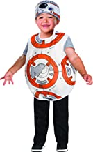 Rubie's Costume Star Wars VII: The Force Awakens BB-8 Costume, Multicolor, 4T