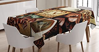 Best coffee theme tablecloth Reviews