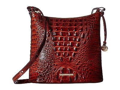 Brahmin Katie (Pecan) Handbags
