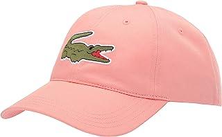 Men's Big Croc Twill Adjustable Leather Strap Hat