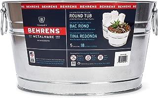 5 gallon tub