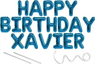Best happy birthday xavier Reviews