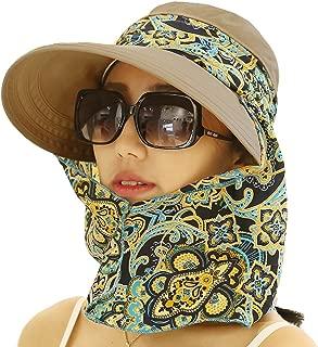MOONQING Chapeaux Femmes Musulman Stretch Turban Chapeau Echarpe Fleur Head Cap Wrap