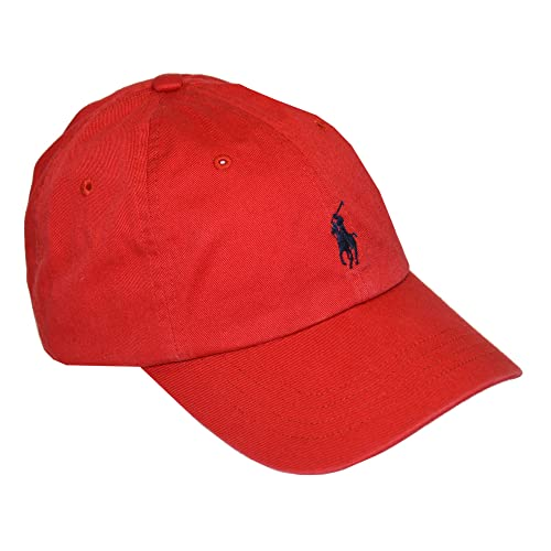 2af59516 Polo Ralph Lauren Mens Twill Signature Ball Cap
