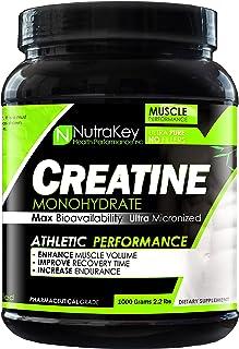 NutraKey Creatine Monohydrate 1000 Gram