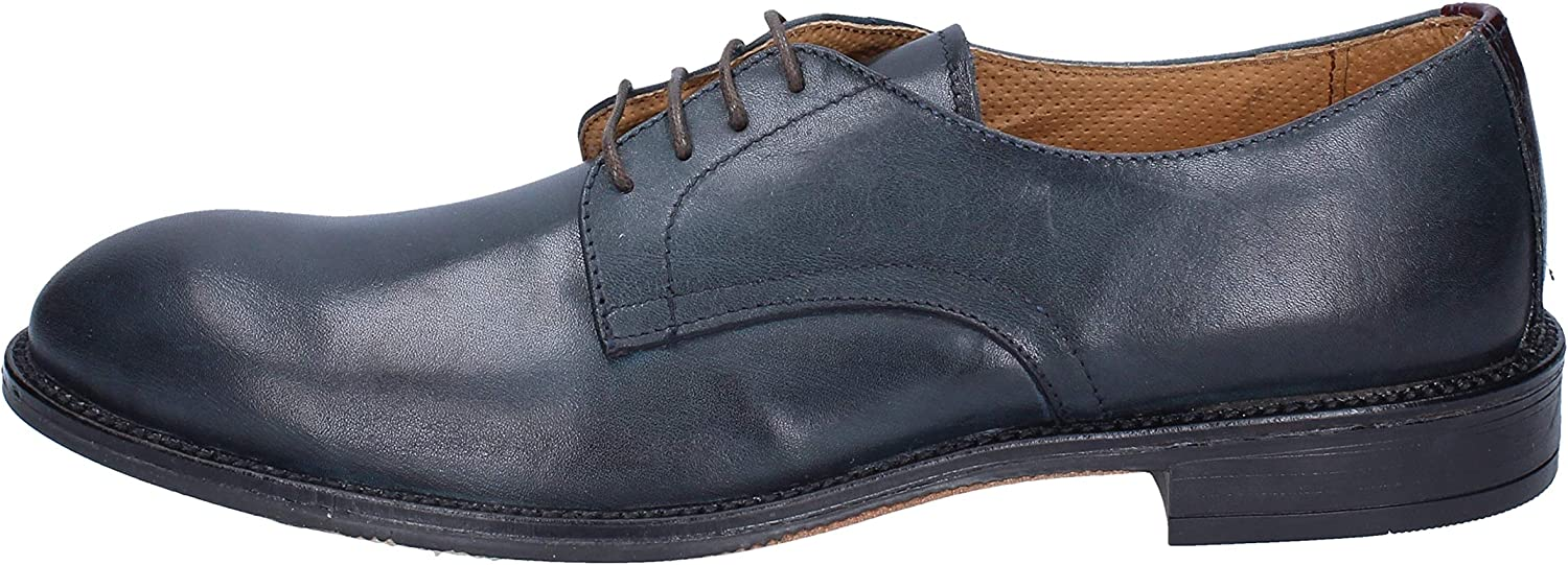 Chelsea Crew Oxfords-shoes Mens Leather bluee