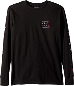 Billabong Kids - Unity Long Sleeve Tee (Big Kids)