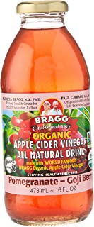 Bragg Organic Apple Cider Vinegar with Pomegranate and Goji, x