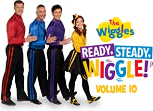 The Wiggles: Ready Steady Wiggle Volume 10