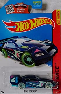 2015 Hot Wheels Treasure Hunt Time Tracker #175 / 250 HW RACE