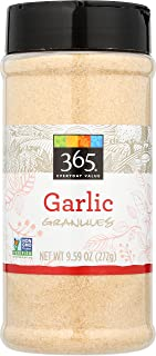 365 Everyday Value, Garlic Granules, 9.59 oz