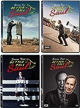 Better Call Saul: Season 1, 2, 3 & 4 [DVD]