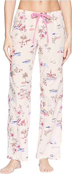 Playful Prints Vaca Pants