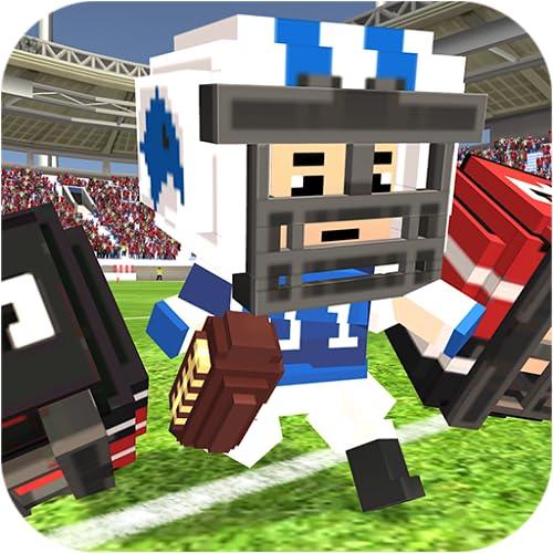 Super American Football Tackle - Fun Dash and Rush Bowl Collegue Football Games 2019