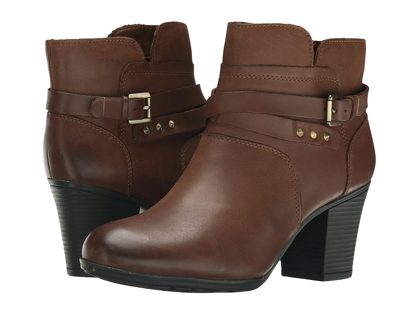 Rockport City Casuals Catriona Buckle BootieEconomical and quality shoes