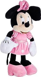 Disney Plush Mickey Core Minnie, Multi-Colour, 17 inch