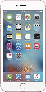Điện thoại di động Apple – Apple iPhone 6S Plus, 128GB, Rose Gold – For AT&T / T-Mobile (Renewed)