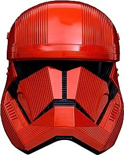 Trooper Mask,Red Trooper Mask Helmet for Men Women