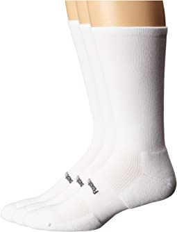 Feetures - High Performance Cushion Crew 3-Pair Pack