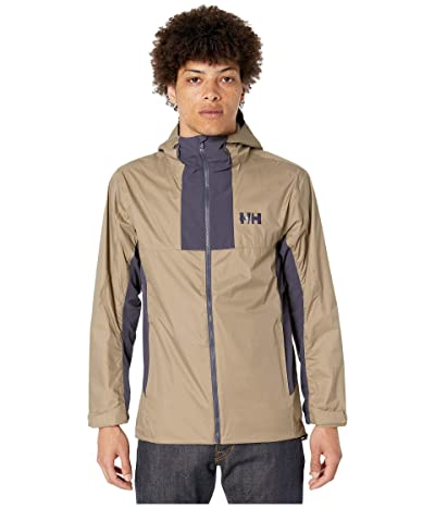 Helly Hansen Vanir Logr Jacket (Fallen Rock) Men
