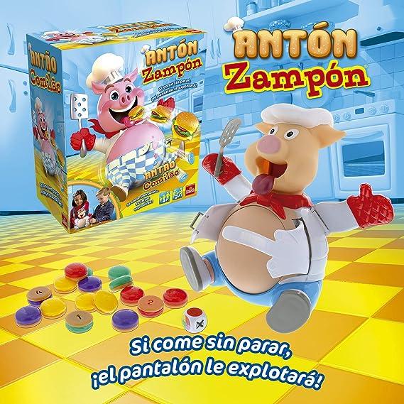 Goliath - Antón Zampon, Juego de Mesa (30.337)