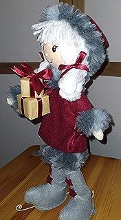 Muñeca patinadora en tela personalizada