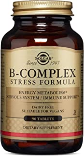 Solgar - B-Complex, 90 Stress Formula Tablets