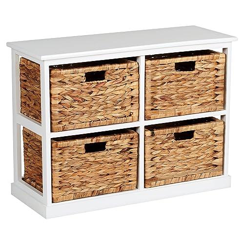 Basket Storage Units Amazoncouk