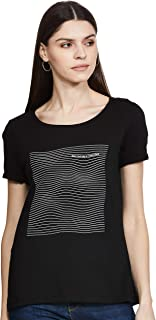 VERO MODA Women's Regular Fit T-Shirt