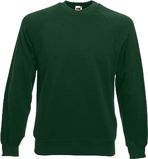 Fruit of the Loom Raglan Sweatshirt - 15 Colours
