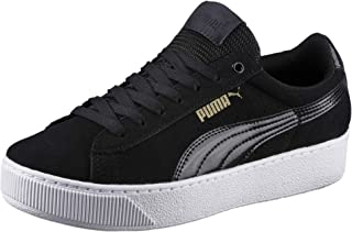 Puma Kadın Puma Vikky Platform Moda Ayakkabı, Siyah