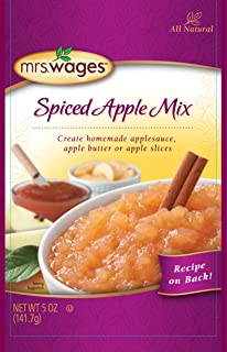 Mrs. Wages Spiced Apple Mix (VALUE PACK of 12)