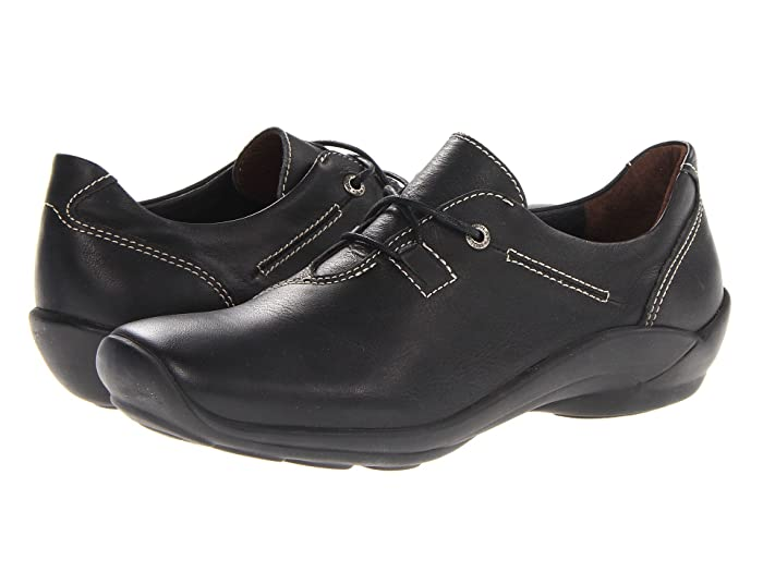 Wolky  Rosa (Black Greased) Womens  Shoes