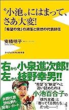 表紙: 〝小池〟にはまって、さあ大変! - 「希望の党」の凋落と突然の代表辞任 - (ワニブックスPLUS新書) | 安積 明子