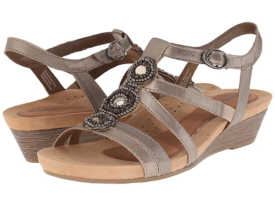 Rockport Cobb Hill Collection Cobb Hill Hannah (Pewter) Women