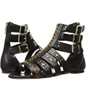Just Cavalli - Leather Star and Stud Sandal