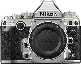 Nikon Df 16.2 MP CMOS FX-Format Digital SLR Camera Body (Silver)